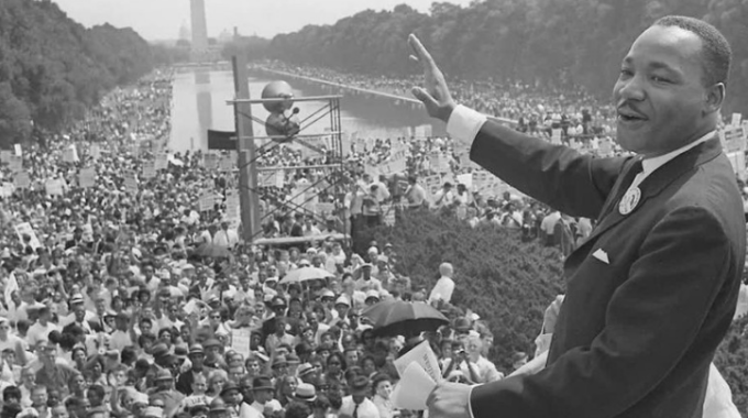 I Have A Dream… Transcript And Audio