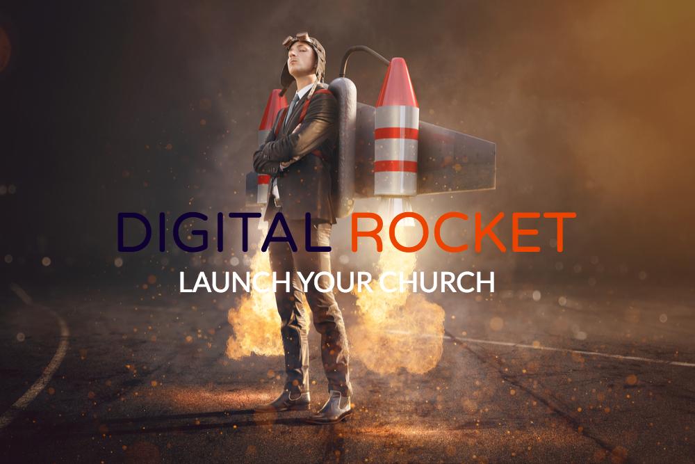 Digital Rocket Church Growth