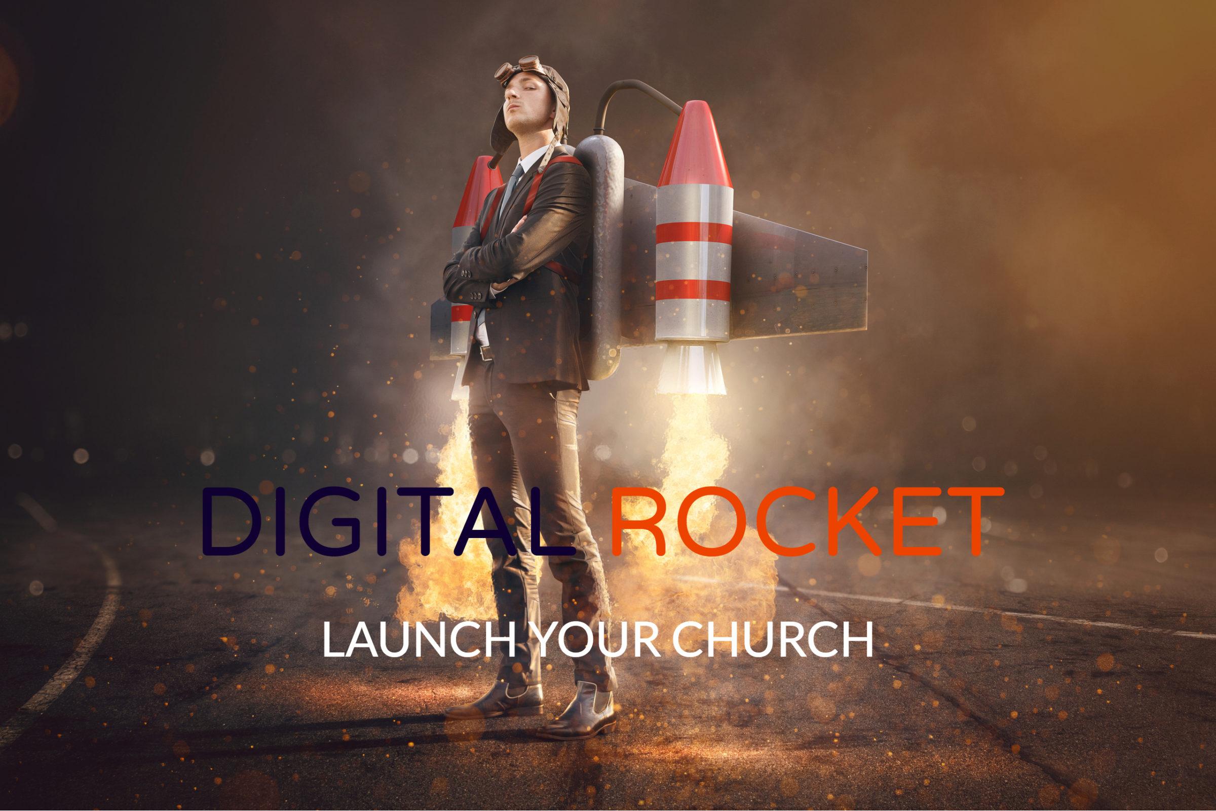 CHURCH WEBSITES DIGITAL ROCKET