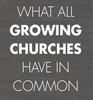 church growth strategies