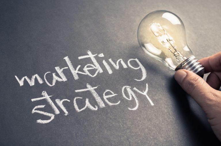 church marketing 101, lightbulb with marketing strategy