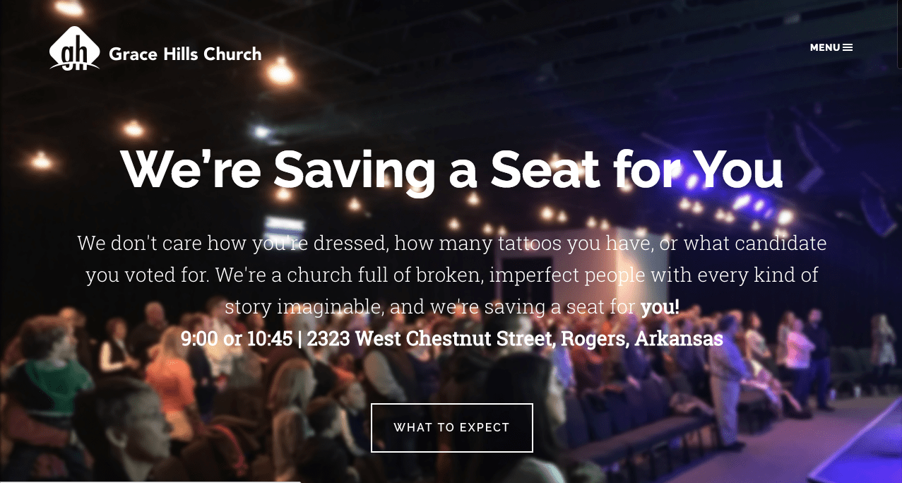 Best Church Website Builder
