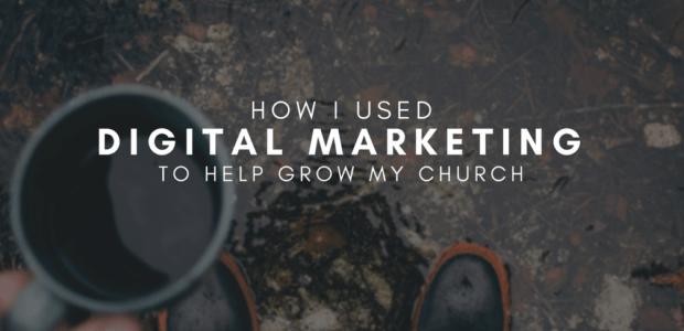 church digital marketing