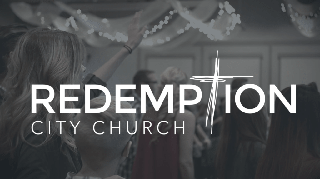 a new strategy for church growth, Redemption City Church Website