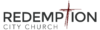redemption city church logo