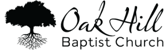 Oak Hill Baptist Church Logo